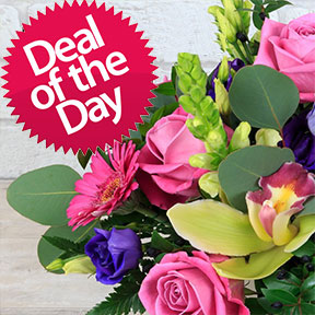 Flower Arrangements Deal of Day