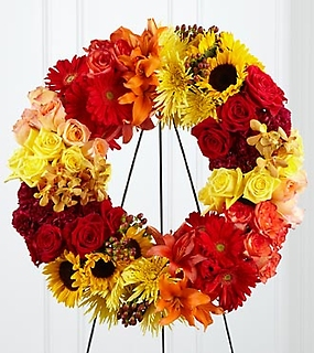 "The Rural Beautyâ""¢ Wreath"