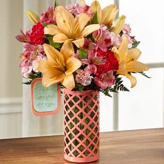 The Peace, Comfort and Hope™ Bouquet by Hallmark
