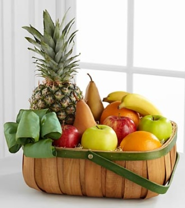 "The Thoughtful Gestureâ""¢ Fruit Basket"