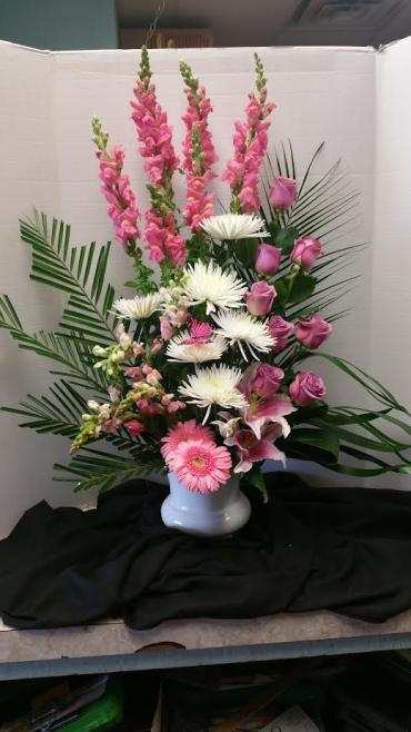 David\'s Flower Arrangement 4