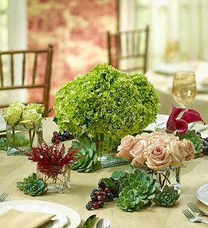 Vineyard Wedding Centerpiece Package