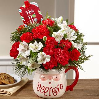 The Believe™ Mug Bouquet by Hallmark